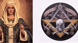 Masoni francuscy usuwają pomniki Maryi - miniaturka