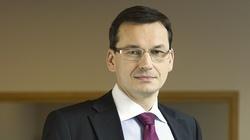 Morawiecki: Plan odpowiedzialnego rozwoju dla Polski - miniaturka
