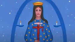 Francja. Matka Boża Nadziei. 150-lecie objawień maryjnych w Pontmain - miniaturka