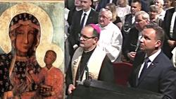Brawo! Opozycja tupie na ulicach, a Duda modli się na Jasnej Górze [FILM] - miniaturka