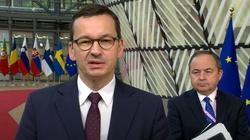 Sondaż wśród Polaków: Sukces Polski na szczycie UE - miniaturka