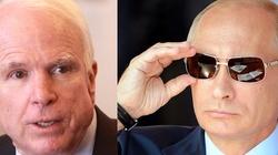 McCain mocno o zgubnym wpływie Rosji! - miniaturka