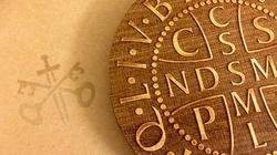 Początki medalika św. Benedykta - miniaturka