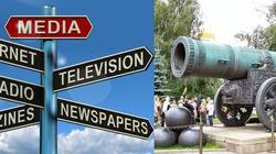 Leszek Sosnowski: Media - czy nowoczesne armaty? - miniaturka
