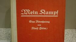 W księgarniach w Niemczech będzie można kupić Mein Kampf - miniaturka