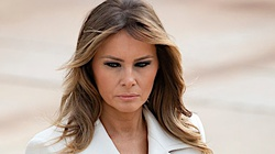 Melania Trump: Błagam, byludzie zaprzestali przemocy - miniaturka