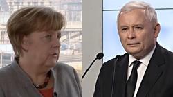 Jarosław Kaczyński od początku miał rację. Przyznała to nawet... Merkel - miniaturka
