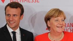 Merkel WŚCIEKŁA na Macrona: Mam dosyć sprzątania po tobie! - miniaturka