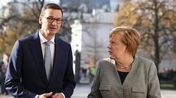 Kanclerz Merkel przybędzie do Polski  - miniaturka