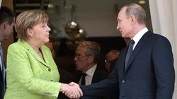 Niemiecka prasa: Merkel musi poświęcić Nord Stream 2 - miniaturka