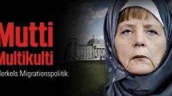 Postawa Angeli Merkel wobec imigrantów jest moralną infantylizacją - miniaturka