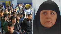 Oburzeni pogrzebią Merkel! Niemcy rozumieją, że to ona sprowadziła terrorystów! - miniaturka
