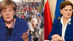 Merkel: Szantażowanie Erdogana złe. A szantażowanie Polski? - miniaturka