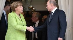 Niemieckie media o rezygnacji Merkel. 'Ucieszy się tylko Putin' - miniaturka