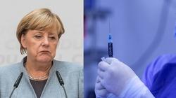 ,,Die Welt'' o problemach ze szczepieniami: Merkel nie ma żadnego planu  - miniaturka