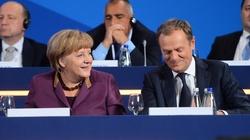 Joanna Lichocka dla Frondy: Tusk zachowuje się jak asystent Merkel. Żadnych sankcji nie będzie! - miniaturka