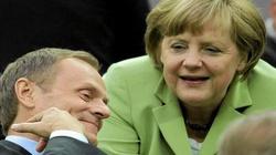 Tusk jest Wachowskim Angeli Merkel  - miniaturka