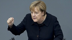 """""""Merkel zabarykadowała się w Urzędzie Kanclerskim""""!!! - miniaturka"""