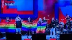 Internauci: Czy Żywiec popiera LGBT? Na koncercie tęczowa flaga - miniaturka