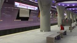 Niebezpieczne warszawskie metro  - miniaturka