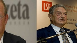 Soros-Żyd Michnika i Agory, którego boją się Chiny - miniaturka