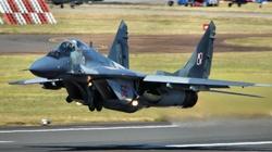 Katastrofa polskiego MiG-29. Pilot nie żyje - miniaturka