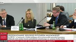Kuźmiuk: Ufność i głupota czy raczej pełna dyspozycyjność, czyli zeznania sędziego Milewskiego - miniaturka