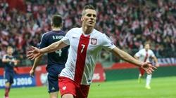 Arkadiusz Milik, strzelec gola w meczu Polska-Irlandia Płn: Cieszymy się bardzo, ale to dopiero pierwszy krok! - miniaturka