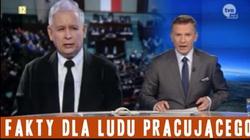 Ministerstwo Prawdy znów GENIALNIE podsumowuje TVN: Kaczyści coś knują! - miniaturka