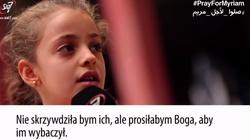 PIĘKNE świadectwo małej Miriam - miniaturka