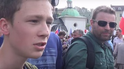 Jest nadzieja dla Polski! Młodzi bojkotują marsz KODu i domagają się prawdy! - miniaturka