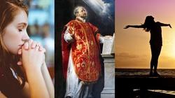 Naukowcy potwierdzają: Chrześcijańska medytacja czyni szczęśliwym! - miniaturka