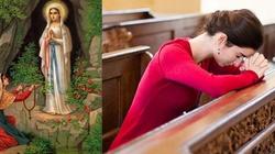 Jesteś chory? Pomódl się o cud za wstawiennictwem Matki Bożej z Lourdes a odzyskasz zdrowie! - miniaturka