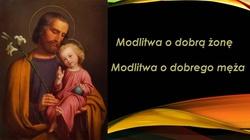 Modlitwa o dobrego męża i o dobrą żonę - miniaturka