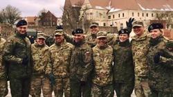 Cała Polska wita amerykańskich żołnierzy! - miniaturka