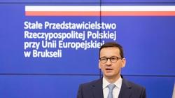 Morawiecki: Juncker wyraźnie zmienił retorykę - miniaturka