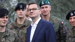 Premier Morawiecki: Chcemy Polski dumnej i ambitnej - miniaturka