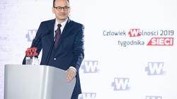 """Premier Mateusz Morawiecki """"Człowiekiem Wolności"""" tygodnika """"Sieci"""" - miniaturka"""