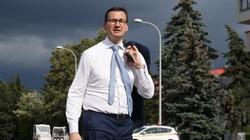 Premier wyciąga rękę do opozycji: Rozmawiajmy w sposób cywilizowany - miniaturka