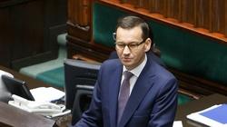 PILNE: Sejm udzielił rządowi wotum zaufania - miniaturka