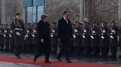 Rozpoczęła się wizyta Morawieckiego w Berlinie - miniaturka