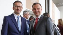 Prezydent i premier z największym zaufaniem Polaków - miniaturka