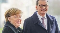 Trump się wycofał, ale... do Polski nieoczekiwanie przyjeżdża Merkel - miniaturka