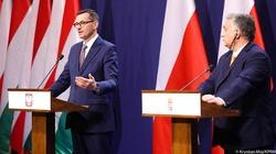 Spotkanie Morawiecki - Orban. ,,Mamy szanse na zwycięstwo'' - miniaturka