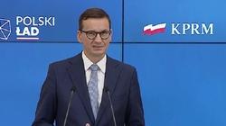 Premier o Tusku: My ściągamy VAT dla wspólnego dobra, on w tym czasie haratałby w gałę, a po ulicach biegali bandyci - miniaturka