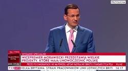 Wicepremier Mateusz Morawiecki: Strategiczny sojusz z USA, ale musi być korzystny dla Polski - miniaturka