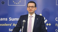 Premier Morawiecki w ''FAZ'' o Rosji i Nord Stream 2: Dla tego państwa jedynym argumentem jest siła - miniaturka