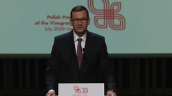 Premier Morawiecki: KE powinna wywrzeć nacisk na firmy farmaceutyczne - miniaturka