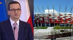 Premier o szpitalu polowym na Stadionie Narodowym: Musimy brać pod uwagę różne scenariusze - miniaturka