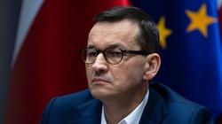 Premier Morawiecki w ,,FAZ'': Zamknąć Nord Stream 2! Kosztował Europę zbyt drogo - miniaturka